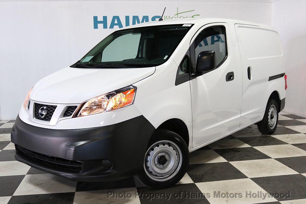 2018 Nissan NV200 Compact Cargo  - 18638201 - 1
