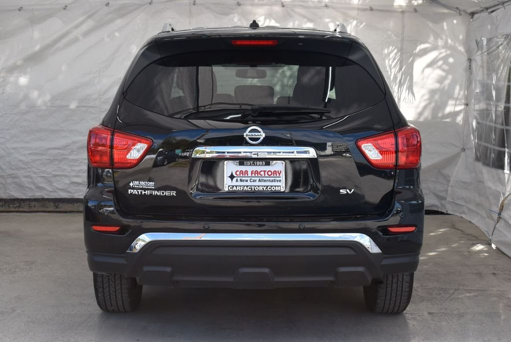 2018 used nissan pathfinder at car factory outlet serving miami, fl