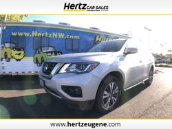 2018 NISSAN PATHFINDER - 5N1DR2MM2JC647110