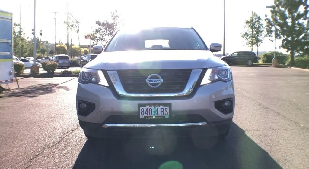 2018 Used NISSAN PATHFINDER 4X4 S at Hertz Car Sales of Eugene, OR, IID  19300959