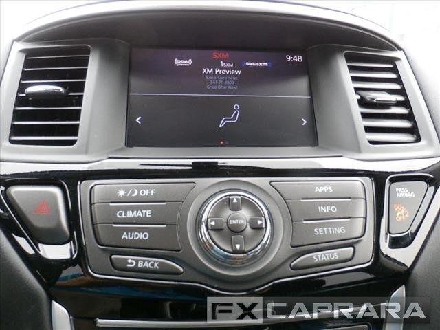 Fx Caprara Honda >> 2018 Used Nissan Pathfinder 4x4 SV at F.X. Caprara Honda ...