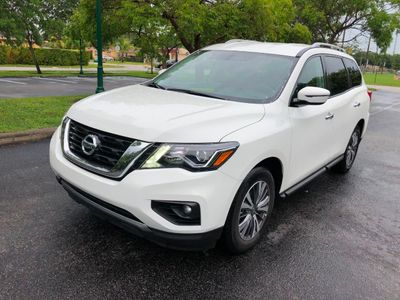 2018 Nissan Pathfinder FWD SV SUV