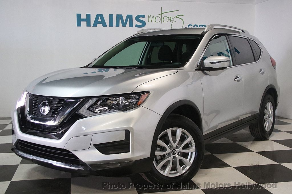 Ft Lauderdale Nissan >> 2018 Used Nissan Rogue AWD SV at Haims Motors Serving Fort ...