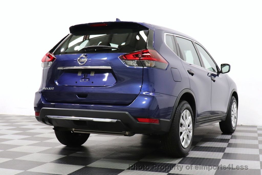 2018 Used Nissan Rogue CERTIFIED ROGUE S BACK UP CAMERA ...