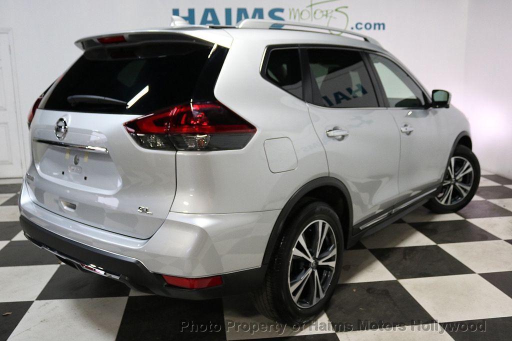 2018 Nissan Rogue FWD SL - 18546610 - 6