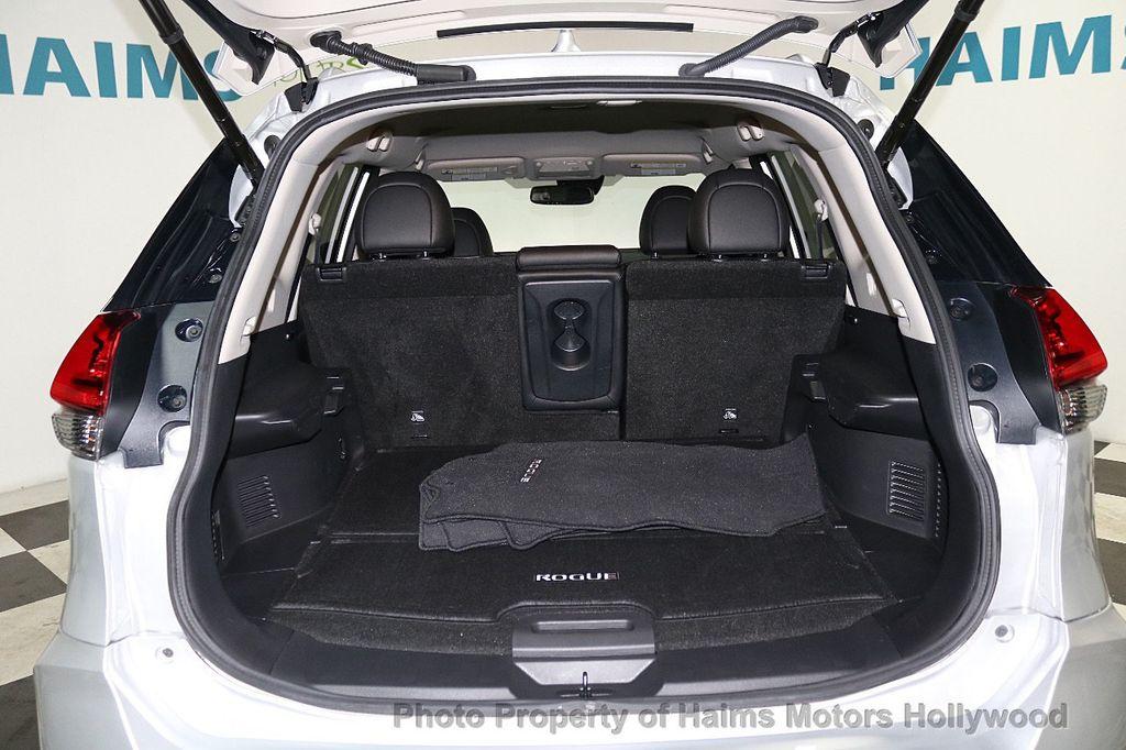 2018 Nissan Rogue FWD SL - 18546610 - 8