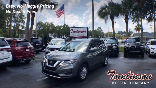 2018 Used Nissan Rogue FWD SV at Tomlinson Motor Company Serving  Gainesville, FL, and the Southeast, FL, IID 19221944