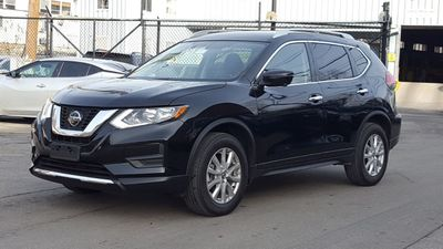 2018 Used Nissan Rogue SL AWD Premium w/Panomeric Roof at Saw Mill
