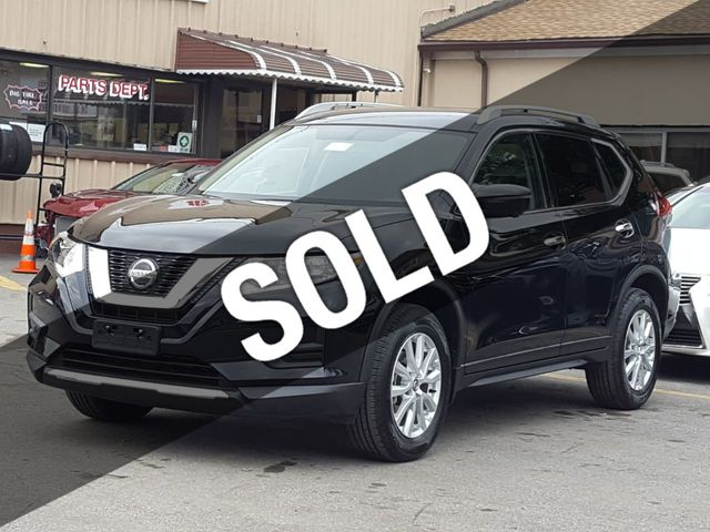 Nissan Rogue Suv >> 2018 Used Nissan Rogue Sv Awd Premium W Navigation At Saw Mill Auto Serving Yonkers Bronx New Rochelle Ny Iid 18155436