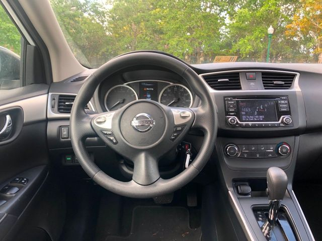 2018 Nissan Sentra S CVT - Click to see full-size photo viewer