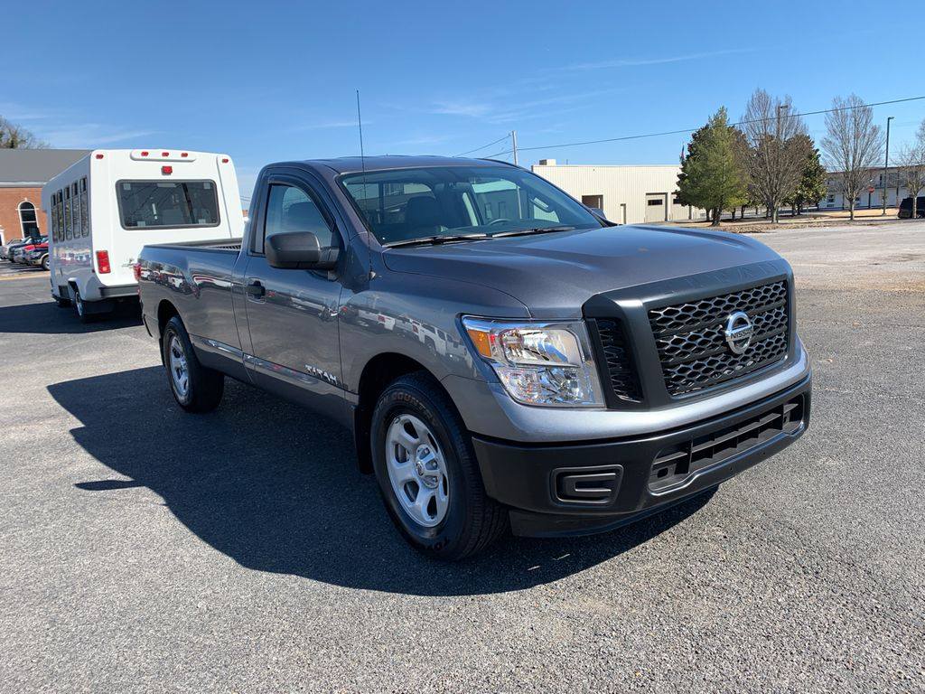 2018 Used Nissan Titan 4x2 Single Cab S at Allen Auto Sales Serving  Paducah, KY, IID 18743550