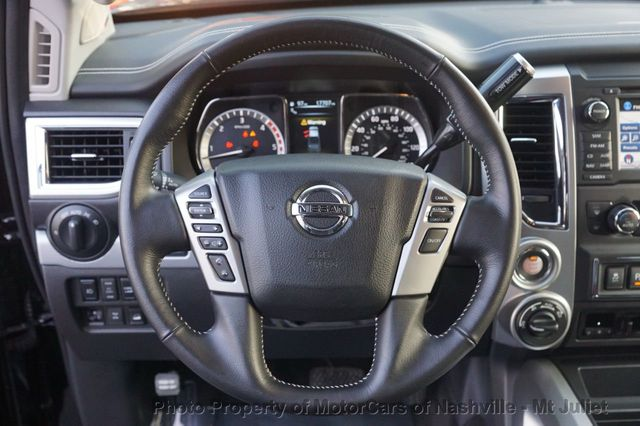 Nissan Dealership Nashville >> 2018 Used Nissan Titan XD 4x4 Diesel Crew Cab PRO-4X 5.0L ...