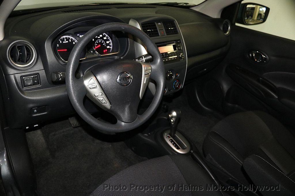 2018 Nissan Versa Sedan SV CVT - 17509762 - 17