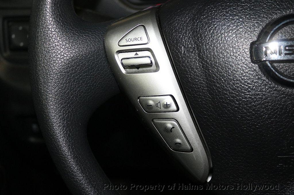 2018 Nissan Versa Sedan SV CVT - 17509762 - 23