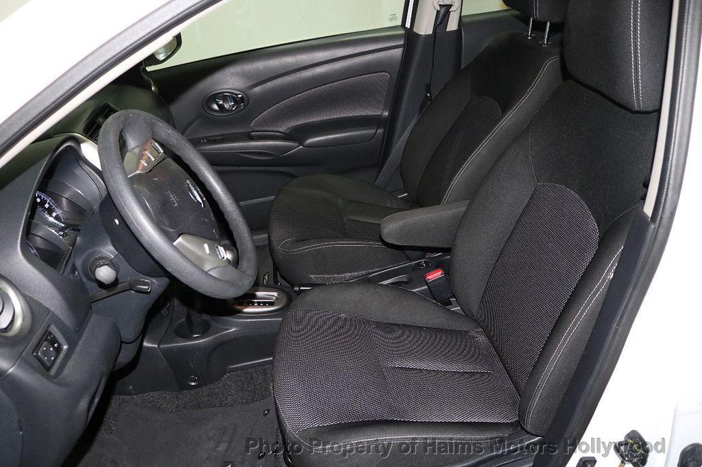 2018 Nissan Versa Sedan SV CVT - 18183654 - 16
