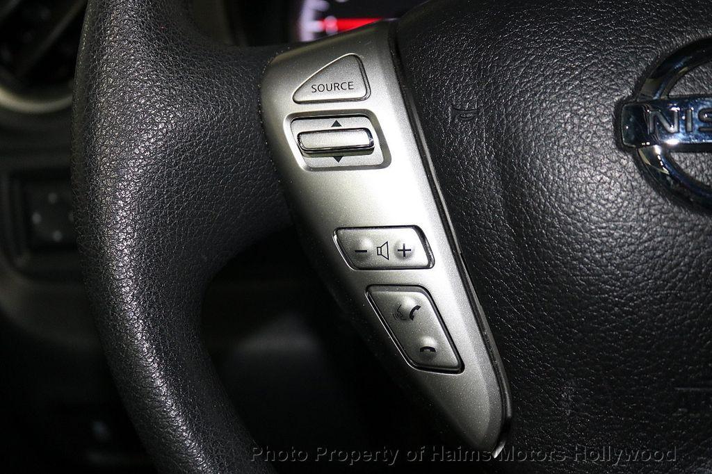 2018 Nissan Versa Sedan SV CVT - 18183654 - 22