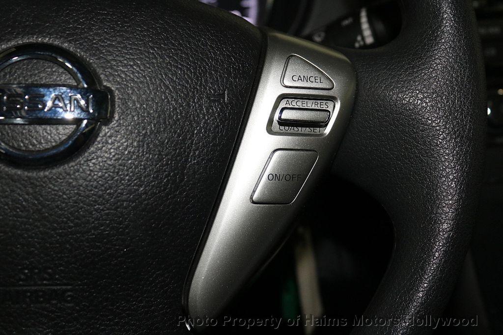 2018 Nissan Versa Sedan SV CVT - 18183654 - 23