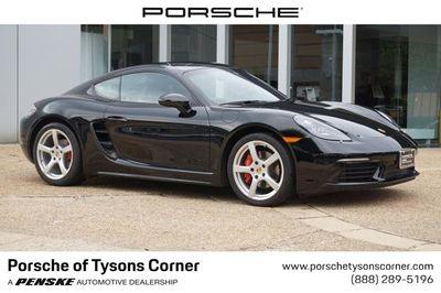Porsche Tysons Corner >> Used Cars At Porsche Of Tysons Corner Serving Washington