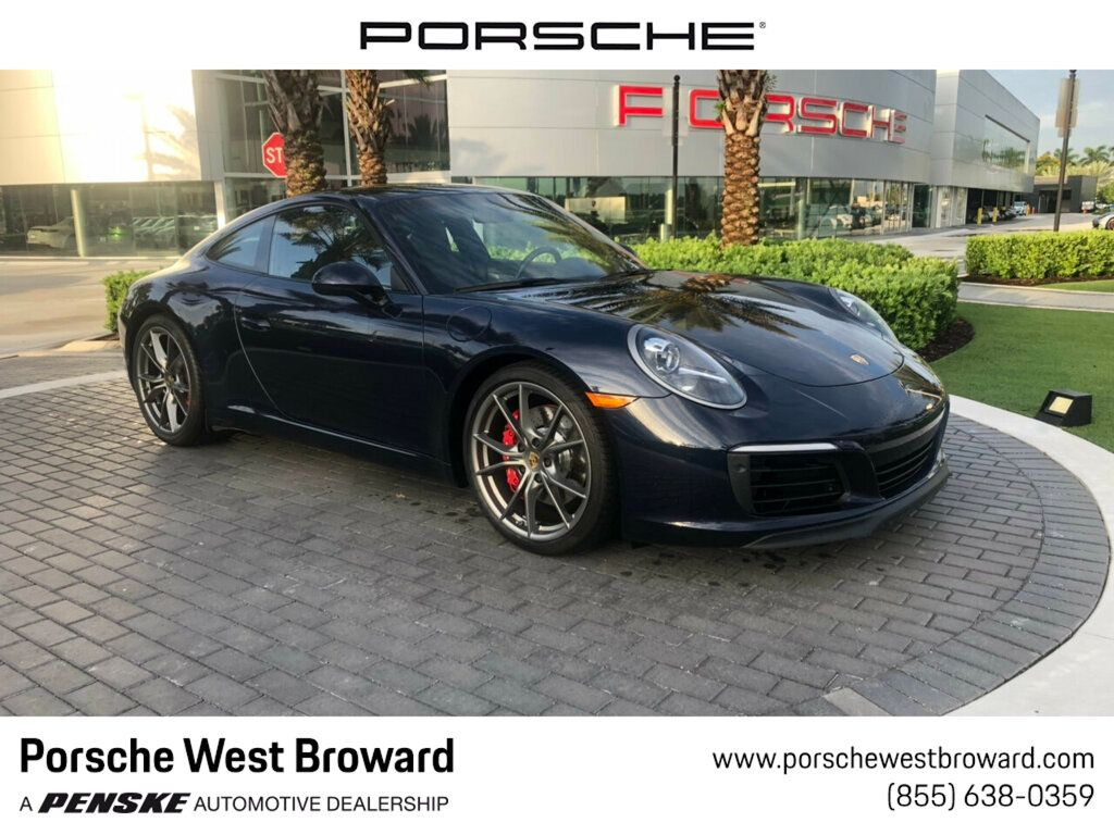 Dealer Video - 2018 Porsche 911 Carrera S - 19111628