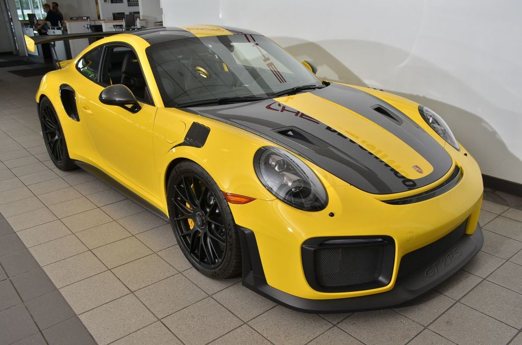 2018 Used Porsche 911 Gt2 Rs At Porsche Beachwood Serving Cleveland Oh Iid 19172196