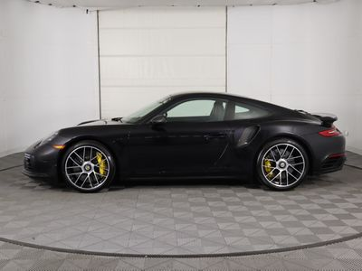 2018 Porsche 911 Turbo S Coupe - Click to see full-size photo viewer