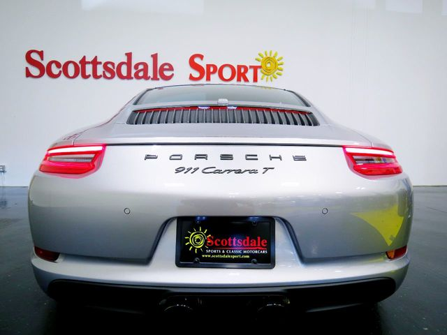 2018 Porsche 911 CARRERA T-Manual