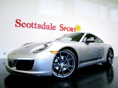 2018 Porsche 911 CARRERA T-Manual * ONLY 384 Miles...7sp Manual - Click to see full-size photo viewer