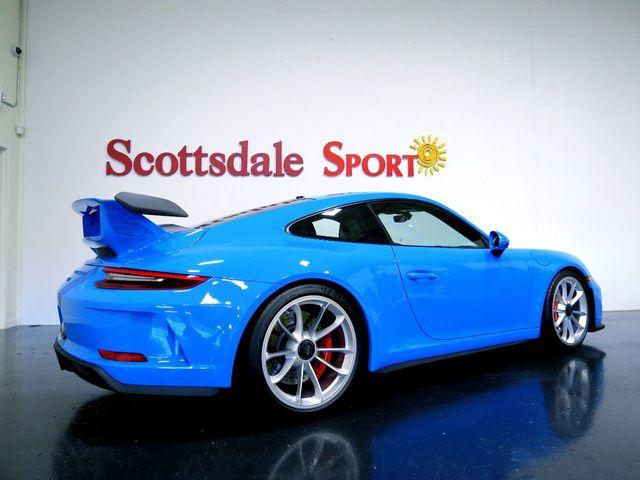 2018 Porsche 911 GT3 MANUAL