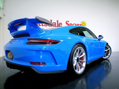 2018 Porsche 911 GT3 MANUAL * ONLY 63 Miles...Paint to Sample!! - Click to see full-size photo viewer