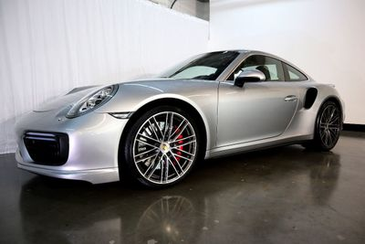 2018 Porsche 911 TURBO CPE * ONLY 3K Miles...FLAWLESS!