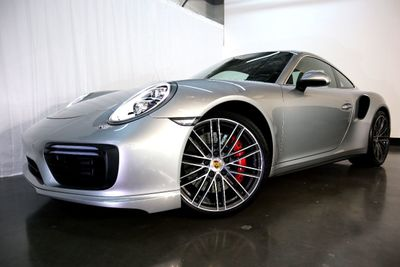 2018 Porsche 911 TURBO CPE * ONLY 3K Miles...FLAWLESS! - Click to see full-size photo viewer