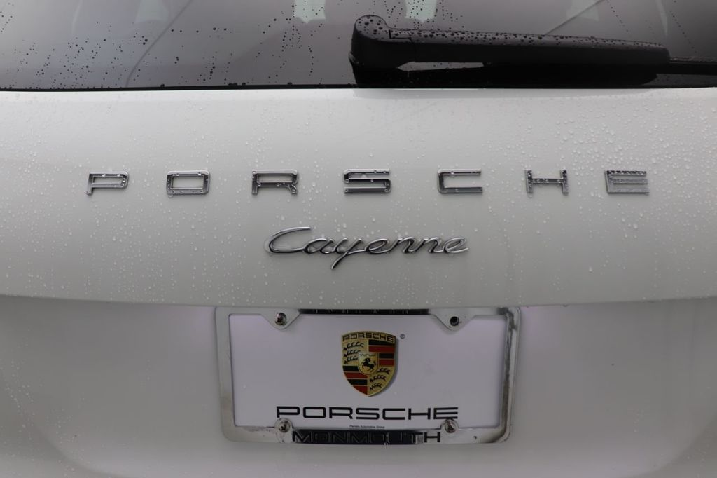 2018 Porsche Cayenne 4DR SUV AWD - 18632281 - 14