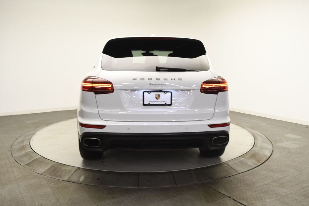 2018 used porsche cayenne platinum edition awd at porsche warwick serving providence boston. Black Bedroom Furniture Sets. Home Design Ideas