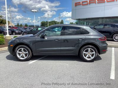 Used Porsche Macan Lancaster Pa