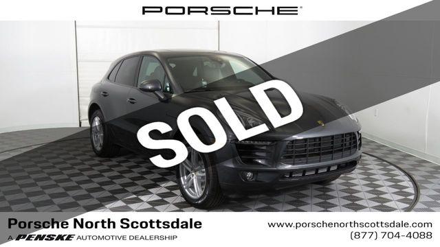 Porsche North Scottsdale >> Used Porsche Macan At Bmw North Scottsdale Serving Phoenix Az