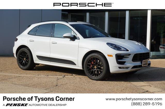 Porsche Tysons Corner >> Used Porsche Macan At Tysons Penske Automotive Dc Serving