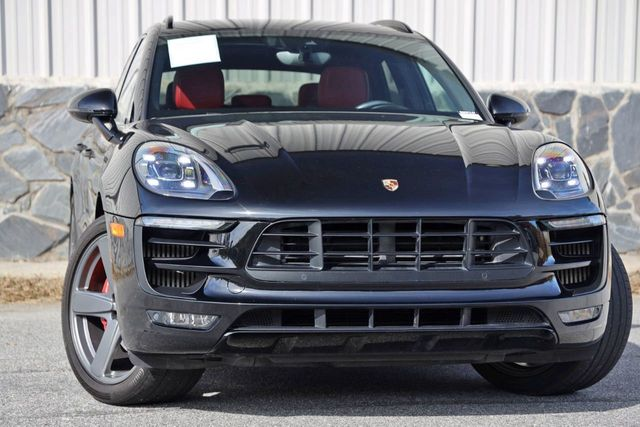 2018 Used Porsche Macan Gts With Sport Chrono Premium Plus Packages At Drive A Dream Serving Marietta Ga Iid 19541699