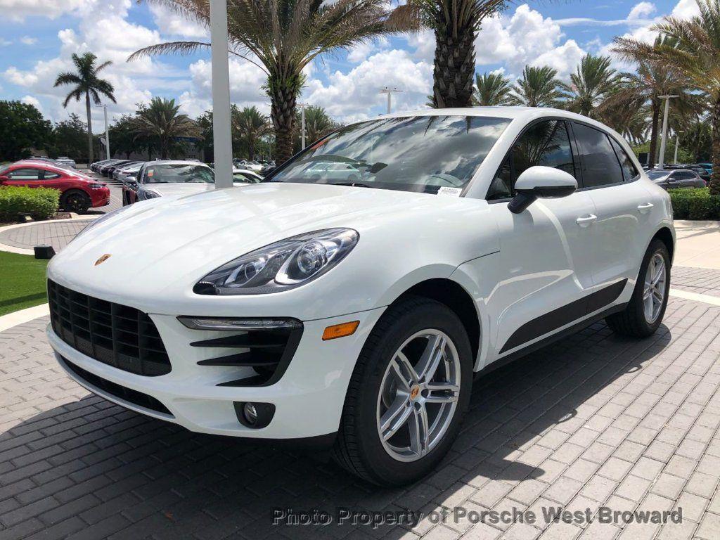 2018 Porsche Macan Sport Edition - 18050101 - 1