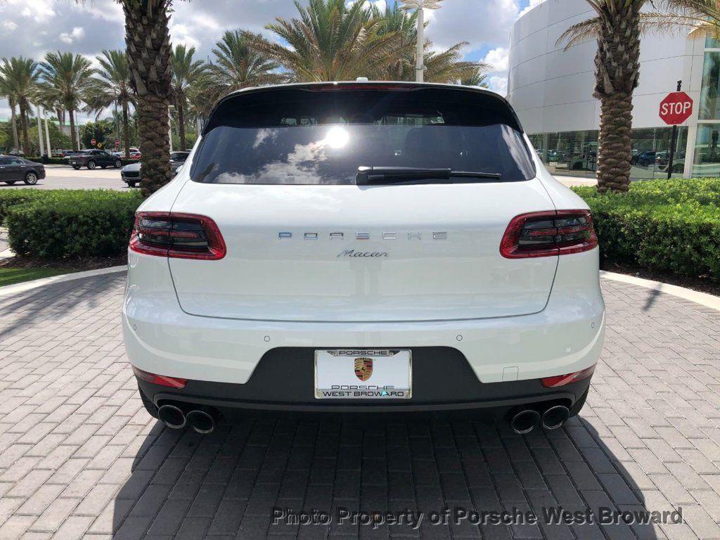 2018 Porsche Macan Sport Edition - 18050101 - 5
