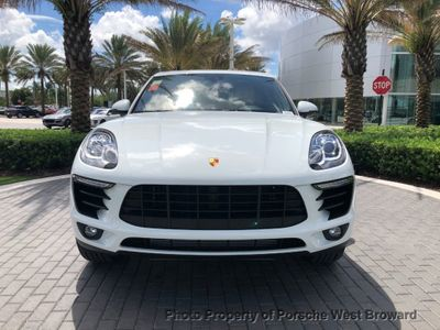 2018 Porsche Macan Sport Edition SUV - Click to see full-size photo viewer