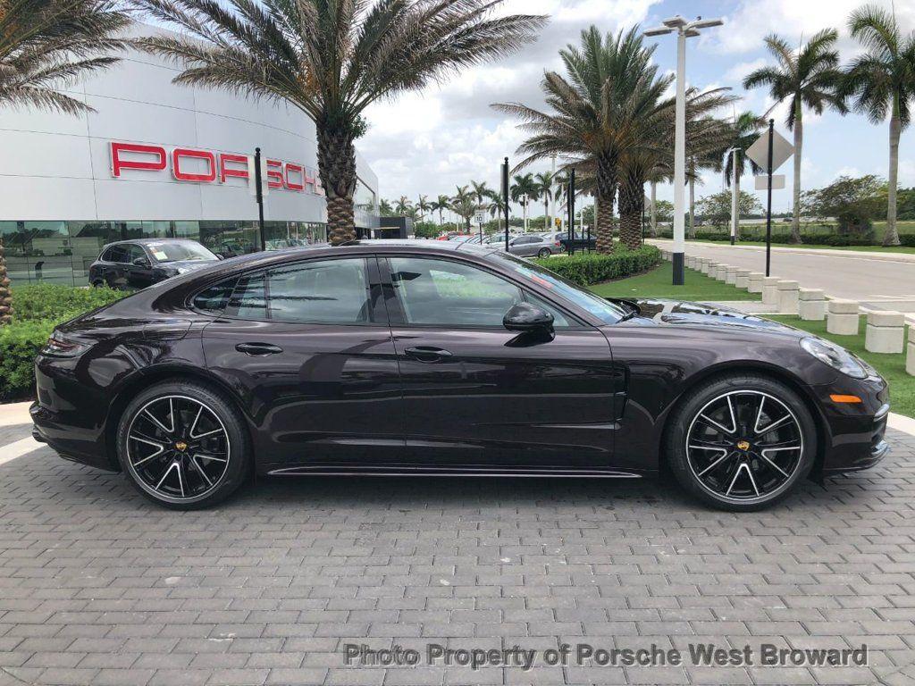 Porsche Panamera 4S >> 2018 Used Porsche Panamera 4s At Penske Luxury Serving A Penske Automotive Group Iid 18682547