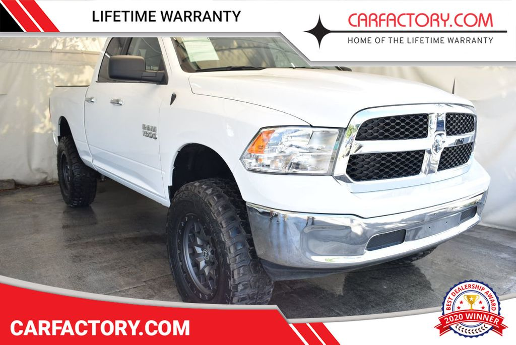 "2018 Ram 1500 5"" Rough Country Lift Kit with 20"" Custom Rims & Tires - 18093599 - 0"