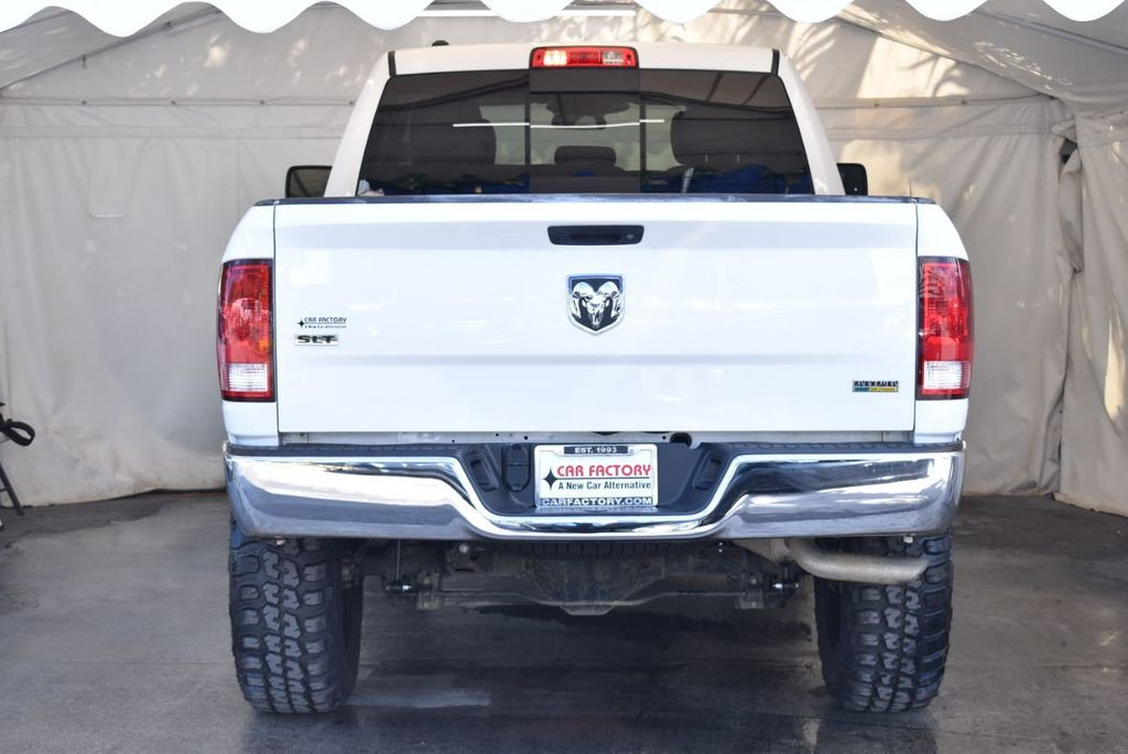 "2018 Ram 1500 5"" Rough Country Lift Kit with 20"" Custom Rims & Tires - 18093599 - 5"