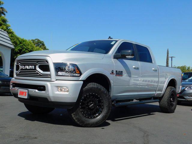Used Ram 2500 >> 2018 Used Ram 2500 Laramie Crew Cab 4x4 Diesel 9 867 Mi Like New At Jim S Auto Sales Serving Harbor City Ca Iid 19083606