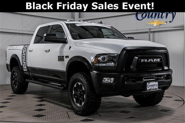 2018 Ram Power Wagon >> 2018 Used Ram 2500 Power Wagon 4x4 Crew Cab 6 4 Box At Country Credit Center Serving Washington D C Arlington Va Iid 19421205