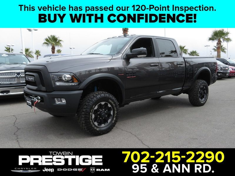 "2018 Ram 2500 Power Wagon 4x4 Crew Cab 6'4"" Box - 17385765 - 0"