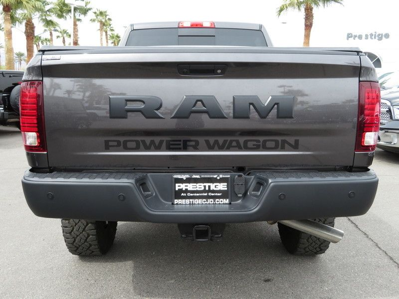 "2018 Ram 2500 Power Wagon 4x4 Crew Cab 6'4"" Box - 17385765 - 10"