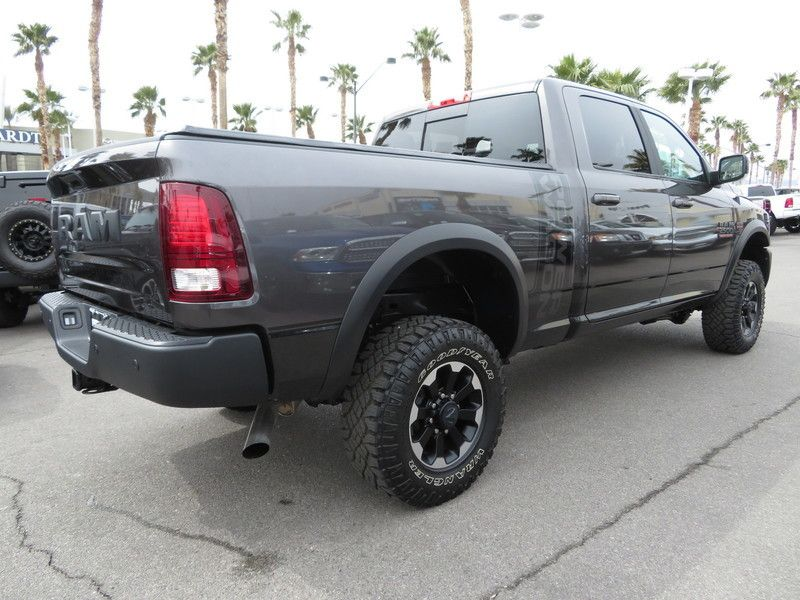 "2018 Ram 2500 Power Wagon 4x4 Crew Cab 6'4"" Box - 17385765 - 11"