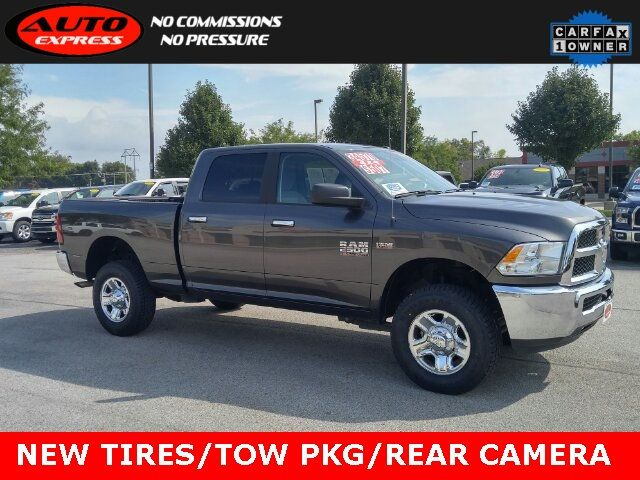 Used Ram 2500 >> 2018 Used Ram 2500 Slt Crew Cab 4x4 18 Chrome Rims Touch Screen Rear Camera At Auto Express Lafayette In Iid 19227823
