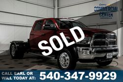 2018 Ram 4500 Chassis Cab - 3C7WRLEL9JG430243